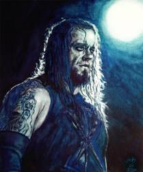 Undertaker - Ministry 1999 by AshCorvida