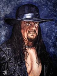 The Undertaker 2019 by AshCorvida