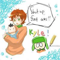 Kyle by Shimejiro