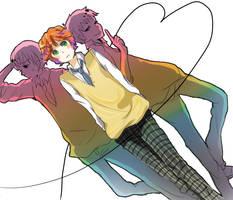 SP: School Uniforms by Shimejiro