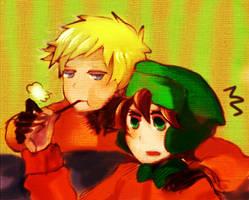 SP:Gimme some Pockies by Shimejiro