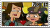 Notie Stamp by GabbyStamps