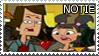 Notie Stamp by GabbyStamps