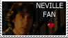 Neville Fan Stamp by GabbyStamps