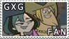 GwenxGeoff Stamp by GabbyStamps