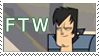 Trent FTW Stamp by GabbyStamps