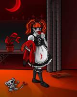 vampire girl by sushy00