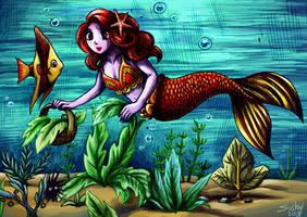underwater harvest by sushy00
