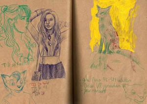sketchbook page 9/10