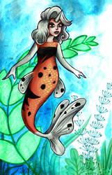 sea queen mermaid