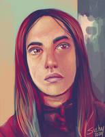 selfportrait 2020 by sushy00
