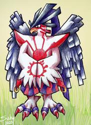 Digimontober 19: Chronomon (holy mode)