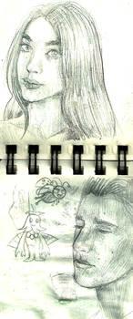 sketchbook page 15