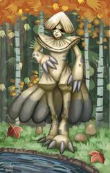 Mushroom Creature