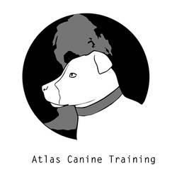 commission: dog training logo