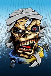 Eddie the Head by dacorpz