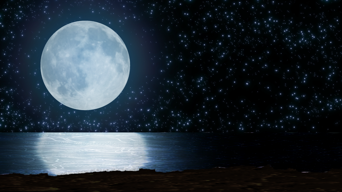 Hydra Moon: Moon On Moon By HydraNix On DeviantArt