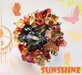 Sunshine Ring by CakeFruit