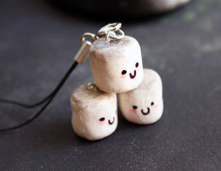 Marshmallows by CakeFruit
