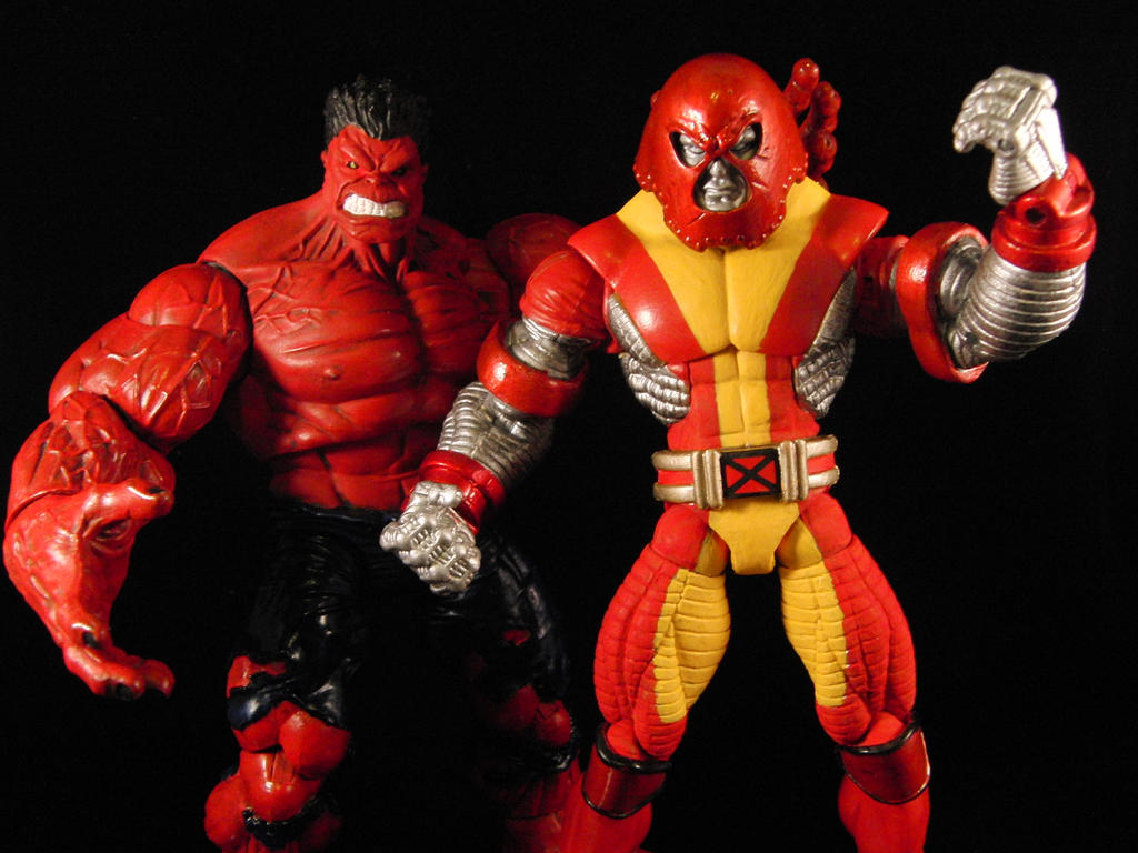Red Hulk Vs Trion Juggernaut: AVX COLOSSUS VS RED HULK By EV214 On DeviantArt