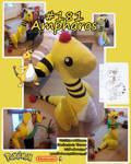 Ampharos Plushie