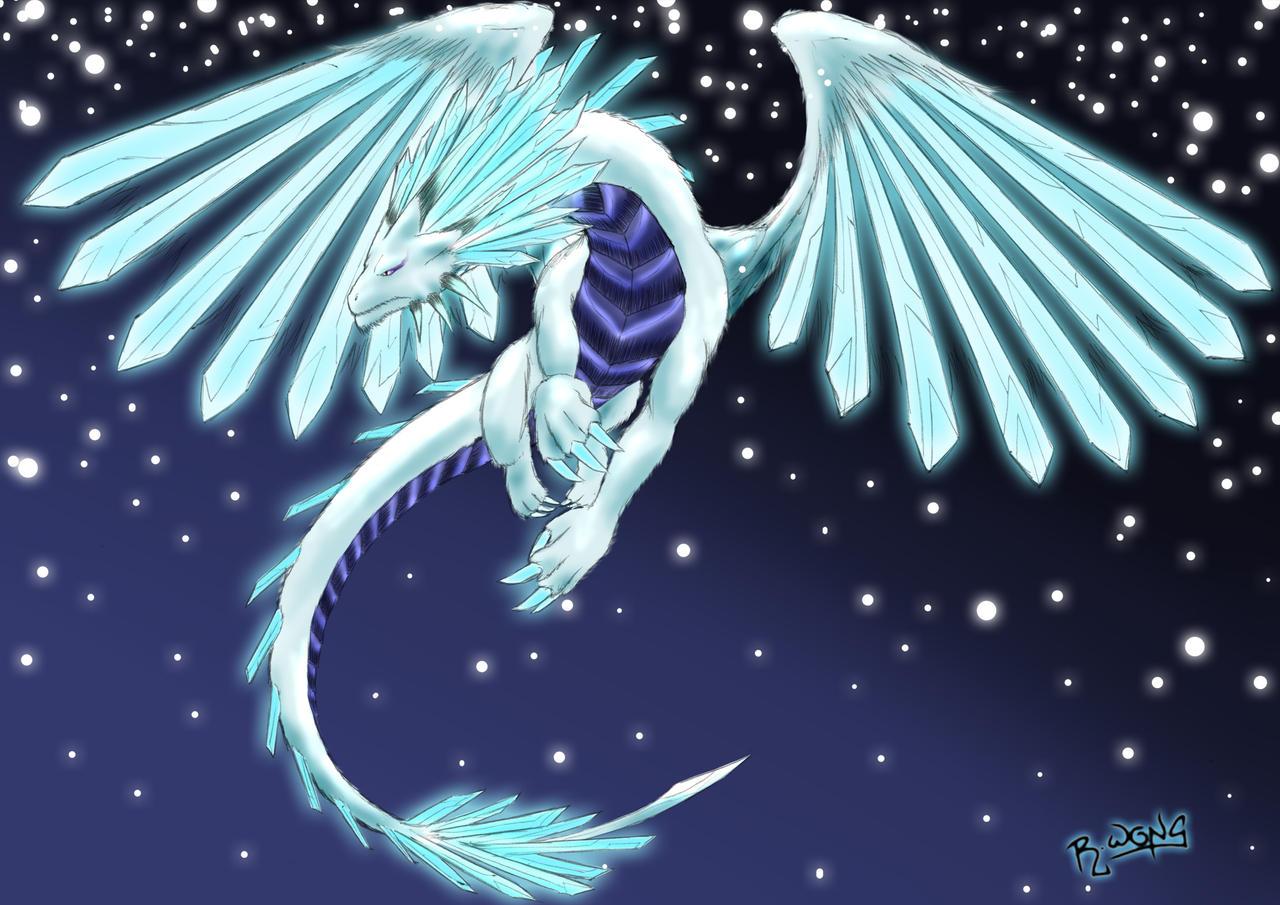 ice elemental dragons -#main