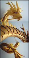 Golden Dragon Up Close