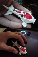 Origami Koi 2 by Richi89