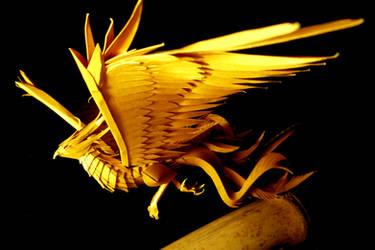 Golden Phoenix by Richi89