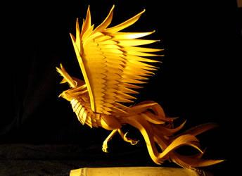 Golden Phoenix Side by Richi89