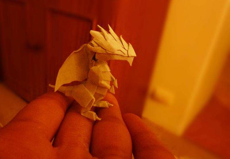 Baby Dragon 2 by Richi89