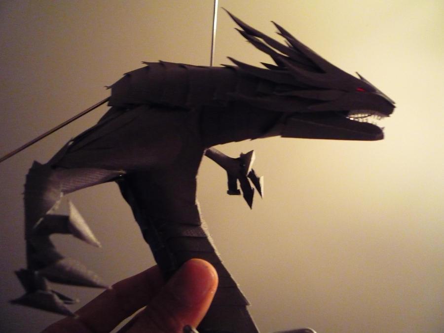 Dragon WIP2 by Richi89