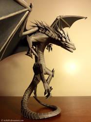Grey Dragon - Side