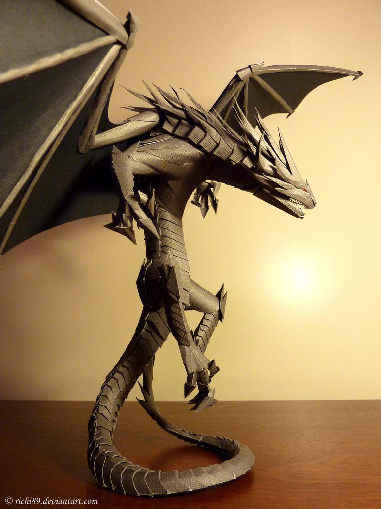 Grey Dragon - Side by Richi89