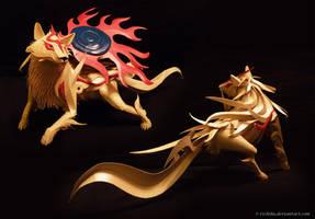 Okami Amaterasu by Richi89