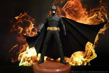 Paper Batman by Richi89