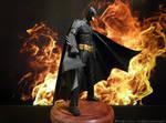 Paper Batman Side