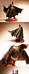 Batman Paper Sculpture by Richi89
