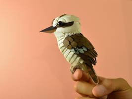 Paper Kookaburra by Richi89