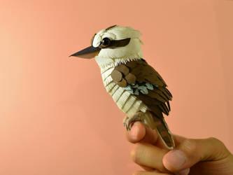 Paper Kookaburra by Richi89