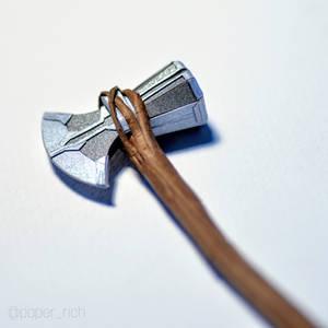 Paper Stormbreaker