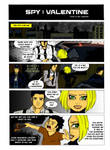 Spy:Valentine_Eng Page1 by ADRIAN9