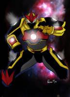 Darknova pin up by ADRIAN9