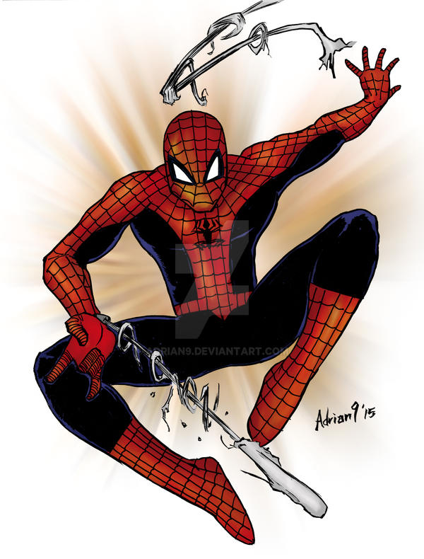Spider pin up for 5$ you can get one by ADRIAN9