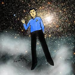 Go spock by ADRIAN9