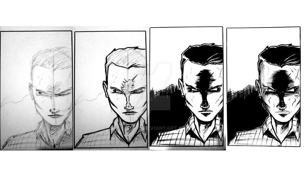 bad guy by ADRIAN9