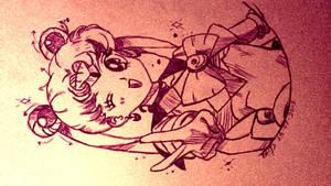 // Sailor Moon//