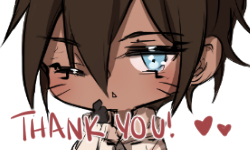 Test thank you2 by Soshiki-Kao
