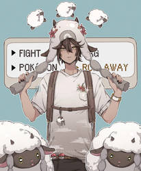 your local wooloo fanboy has appeared! by Soshiki-Kao