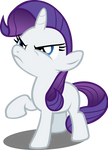 Cross Filly Rarity Vector